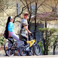 Велопрогулка :: Ruslan