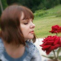 В ботаническом саду :: Оксана Шалаева