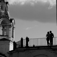 В старом городе :: Юрий Морозов