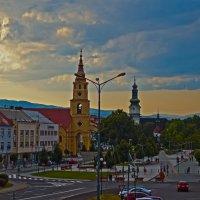 Evening Zvolen :: Roman Ilnytskyi