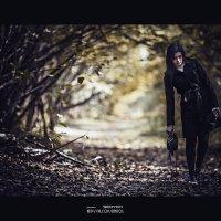 странная осень... :: Дмитрий Седых