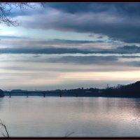 Утро на реке Коннектикут :: Яков Геллер