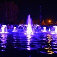 Новый фонтан!) :: Никита