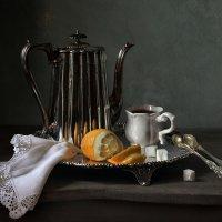 Кофейный :: Татьяна Еремеева
