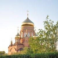 Оренбург, современный собор :: Ольга Шевченко