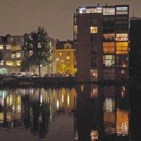 Ночной Амстердам :: Наталья Осипова(Копраненкова)
