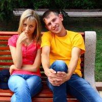 Я и Настя :: Валерий Цыфлер
