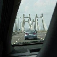 поездка по мосту в Мумбаи :: kitab