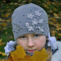 Моя дочка - моя моделька... :: Андрей Шейко