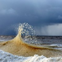 Волнуется Белое море :: Сергей Иевков