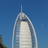 Отель Burj Al Arab :: Андрей Котляр