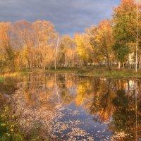 Осенний закат :: Владимир