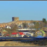 Восточный участок крепостной стены. :: Игорь