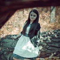 В лесу :: Екатерина Гартман