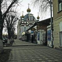 Улица Московская в Кирове. :: Валерий Молоток