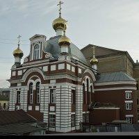 Екатерининский храм в Кирове. :: Валерий Молоток