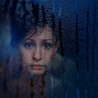Дождливый вечер. :: Валерий Молоток
