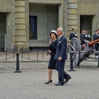 Королева Сильвия и король Карл XVI Густав :: Ирэна Мазакина