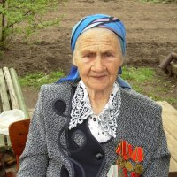 Бабушка :: Елена Сухенко