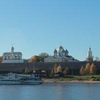 Кремль. Новгород Великий. :: Олег Фролов