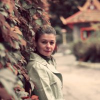 Любимая :: Сергей Забияка
