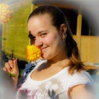 Лиза :: Женя Хмыров
