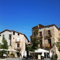 Бесалу, Северная Каталония. :: Dogdik Sem