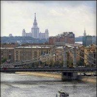 Взгляд с высоты :: Валерий Шейкин