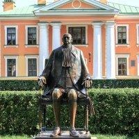 Памятник Петру 1 работы Шемякина. :: Александр Лейкум