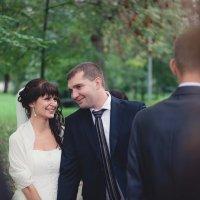 Свадьба Андрея и Ольги :: Дарья Гусева