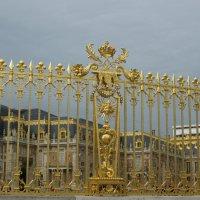 Символизм Версаля виден во всем. :: Алиса Фадеева