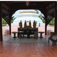Четыре статуи Будды :: Владимир Шибинский