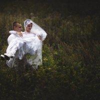 Женя и Аня :: Владимир Бровков