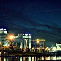ночь немига :: Александра Негодаева