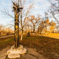 Киев, Перун :: Иван Телегин