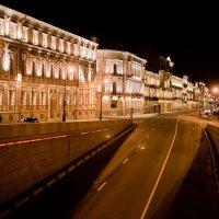 ночной город :: nadia sergeeva