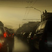 После дождя :: Дмитрий Бернадский