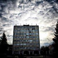 ненастье ... :: Роман Шершнев