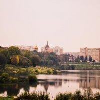 Озеро :: Елена Решетникова