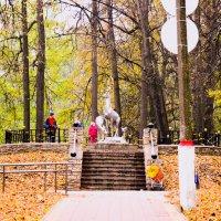 В парке :: Елена Решетникова