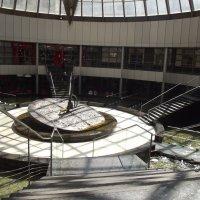 Часы-фонтан Наводнение :: Светлана Белоусова