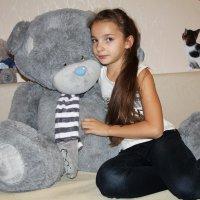 Любимый мишка :: Татьяна Беккер