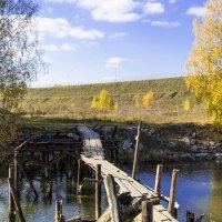 Старый мост. :: Алексей. Бордовский