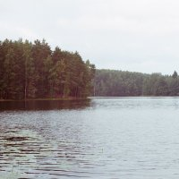 Серебряное озеро :: Алексей Сафонов