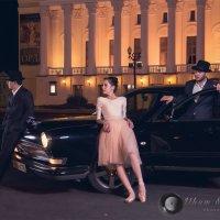 """Ночная фотосессия """"Однажды в Америке"""" :: Ильхам Сибгатуллин"""
