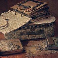 Старый холст :: Тата Казакова