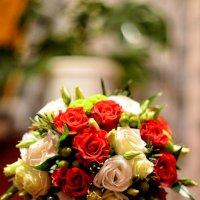 Свадебный букетик :: Анна Петрова