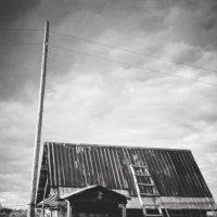 Домик в деревне :: Ксения Зиборова