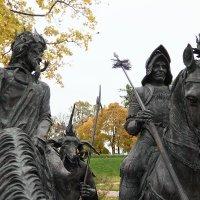 Рыцарь, смерть и дьявол :: Михаил Лесин