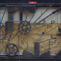 Амстердам. Декор входной двери жилого дома. :: Наталья Осипова(Копраненкова)